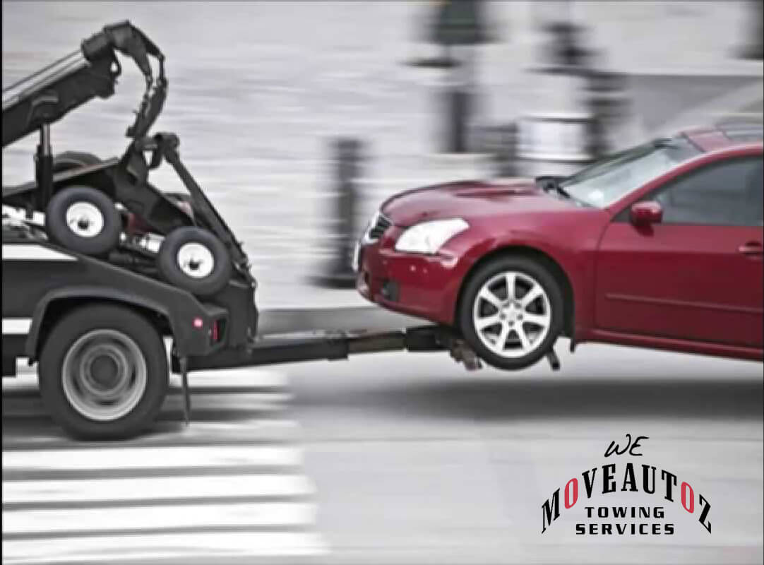 tow truck service in North York